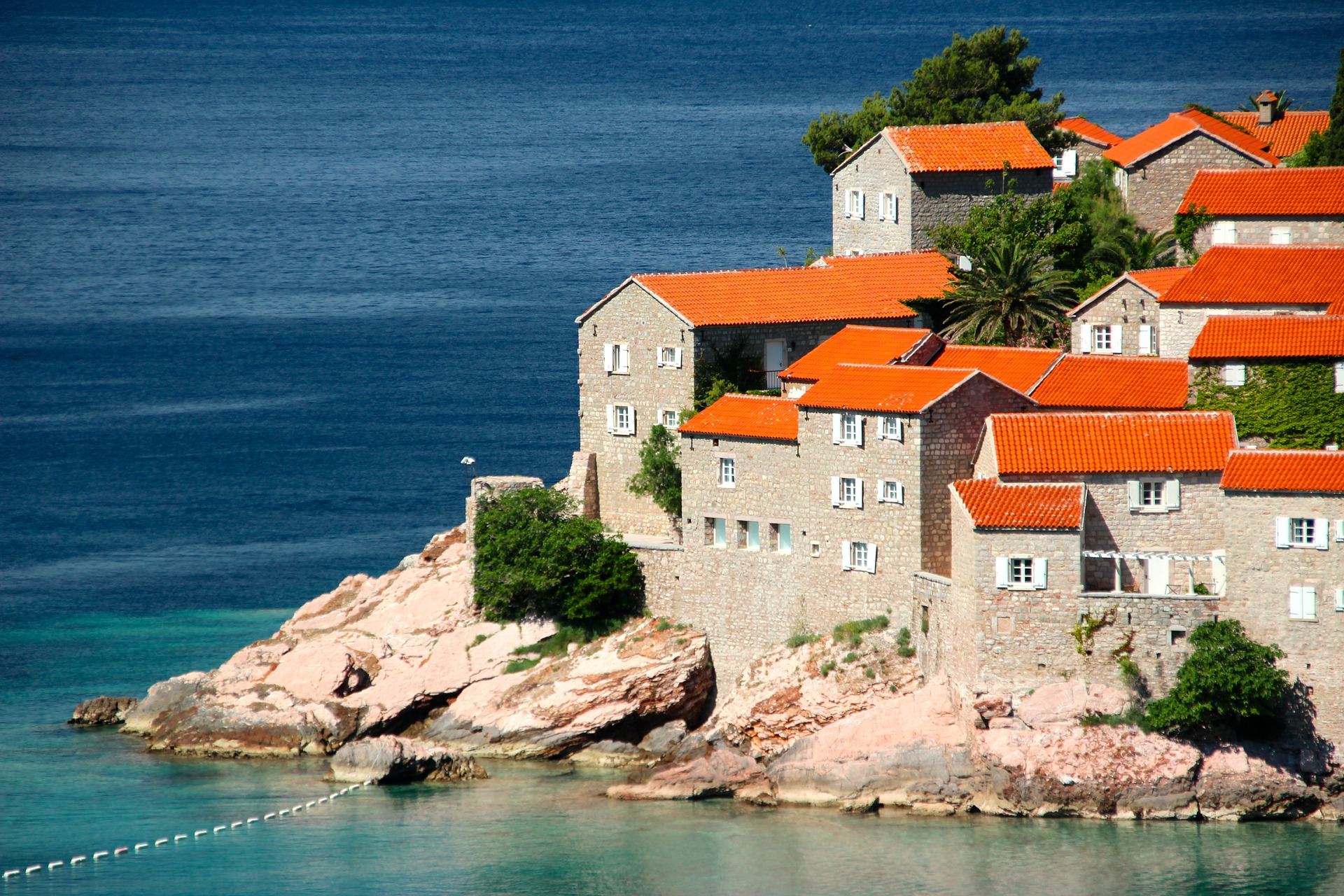 Especially on the sunny coast, buying property in Montenegro can be an excellent investment.