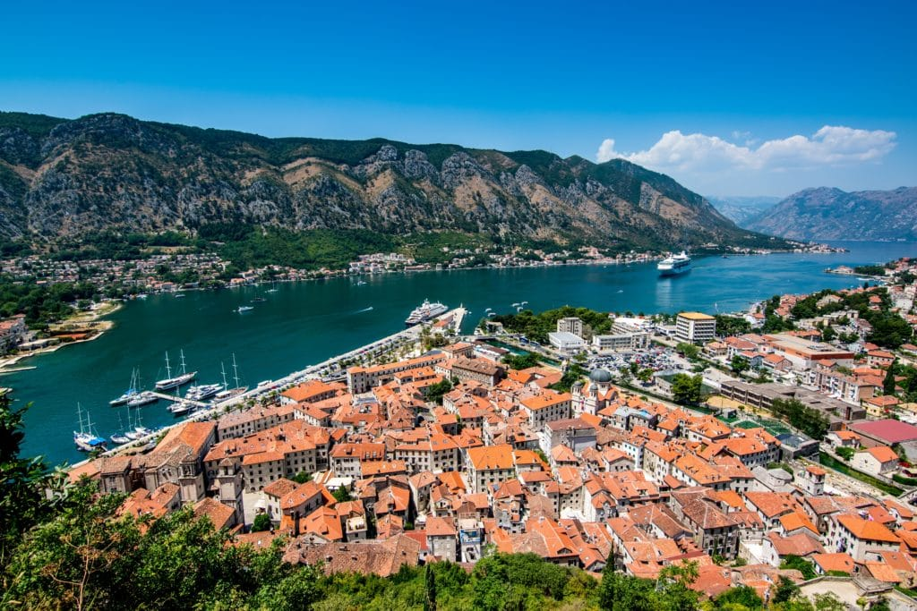 Montenegro's property market is on a fifteen year hot streak.