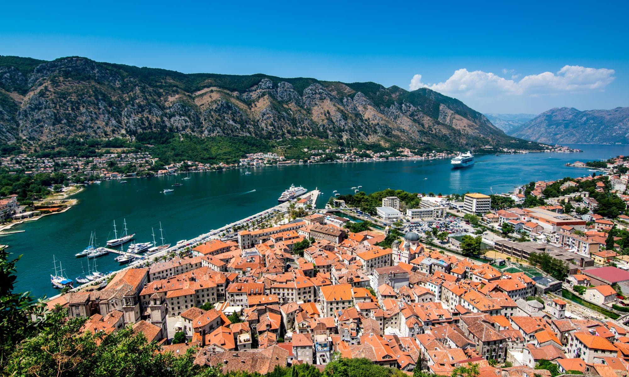 Montenegro's property market is on a fifteen year hot streak.