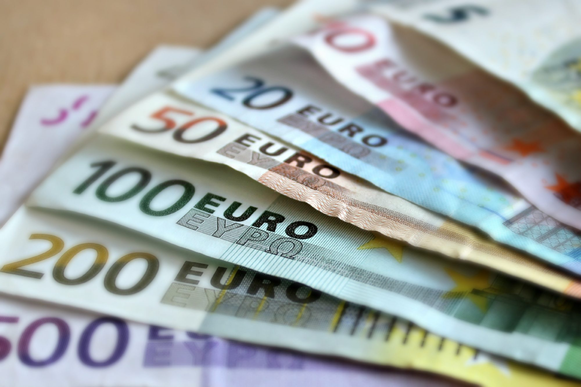 Banks in Montenegro use the Euro even though Montenegro is not a member of the European Union.