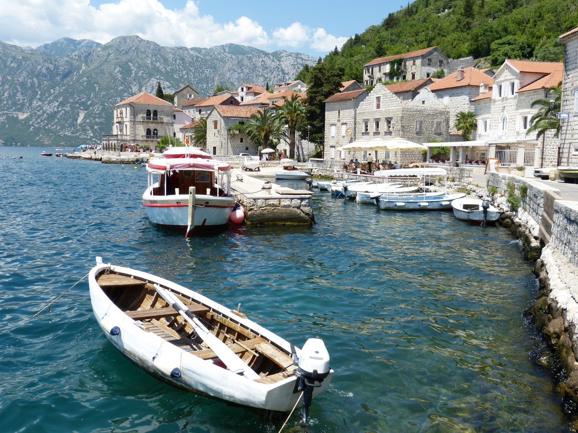 Montenegro offer property investment opportunities, both along the Adriatic coast and further inland.
